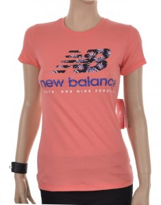 T-shirt New Balance WT81557GUA