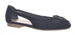 BALERINKI TAMARIS  22106 black