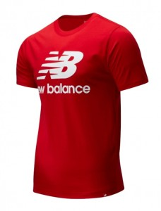 T-SHIRT MĘSKI NEW BALANCE  MT01575 REP