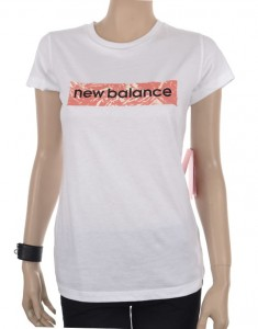 T-shirt New Balance WT81540WT